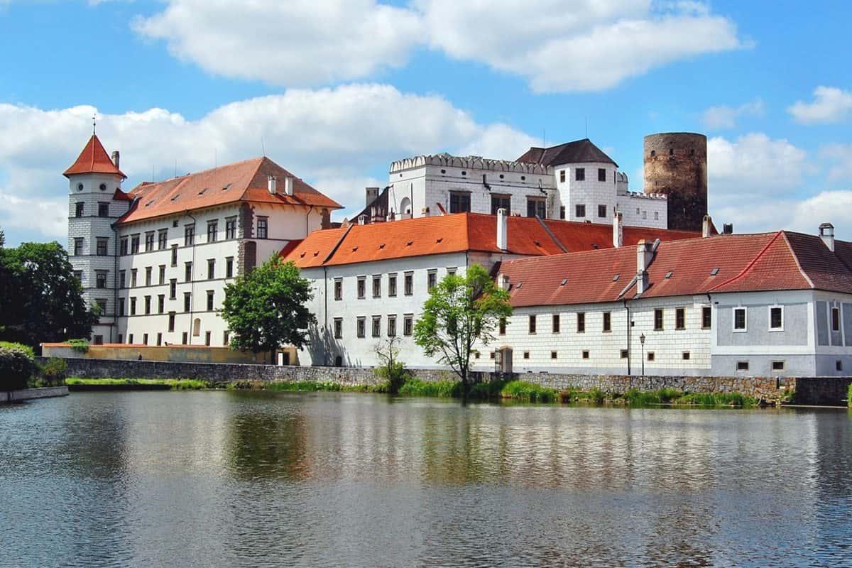 Státní zámek Jindřichův Hradec