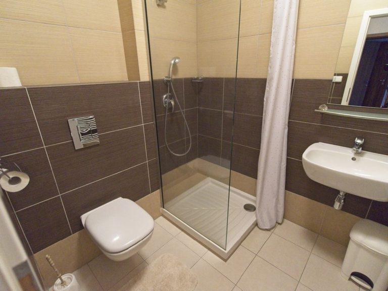 Pokoj č. 1 koupelna