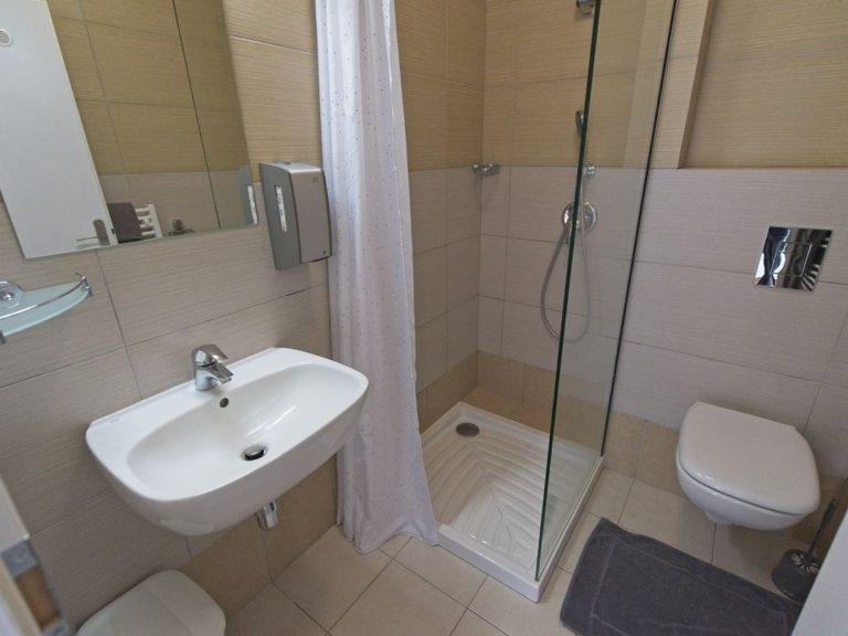 Pokoj č. 3 - koupelna