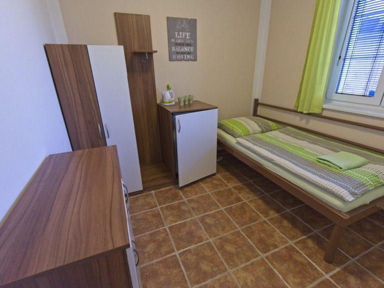 Pokoj č. 4 - třílůžkový