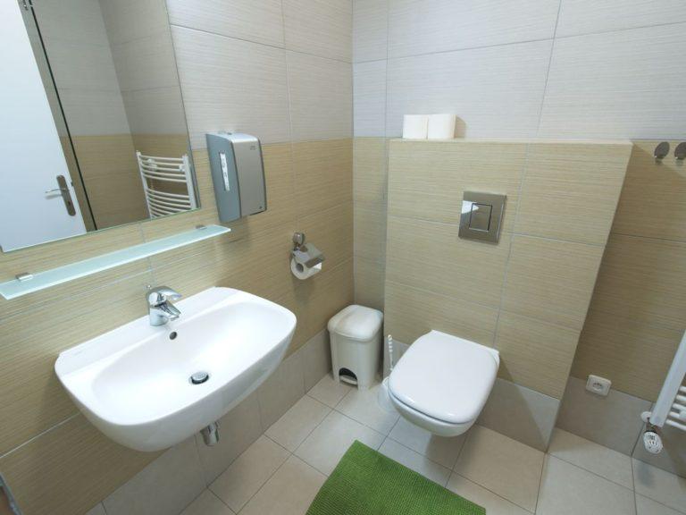 Pokoj č. 4 - koupelna
