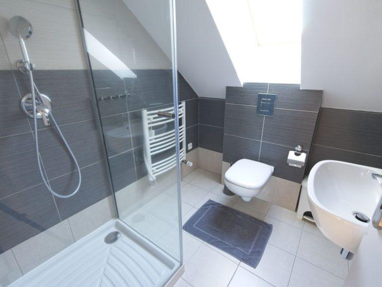 Pokoj č. 5 koupelna
