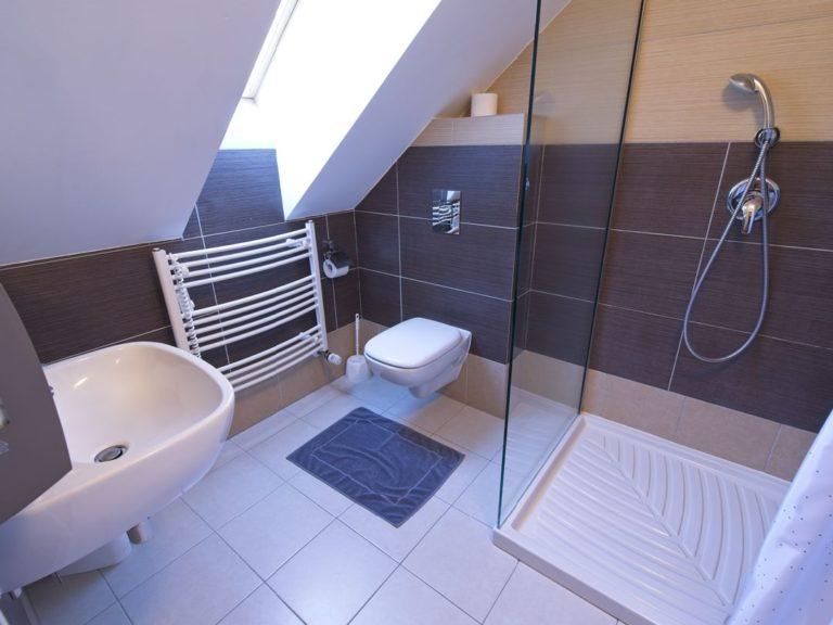 Pokoj č. 7 - koupelna