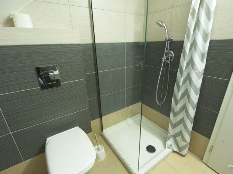 Pokoj č. 9 - koupelna