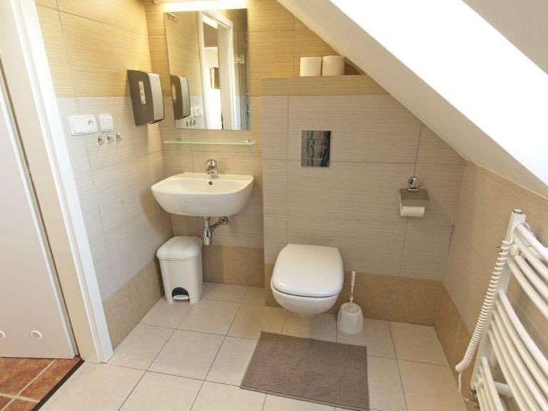 Pokoj č. 12 - koupelna