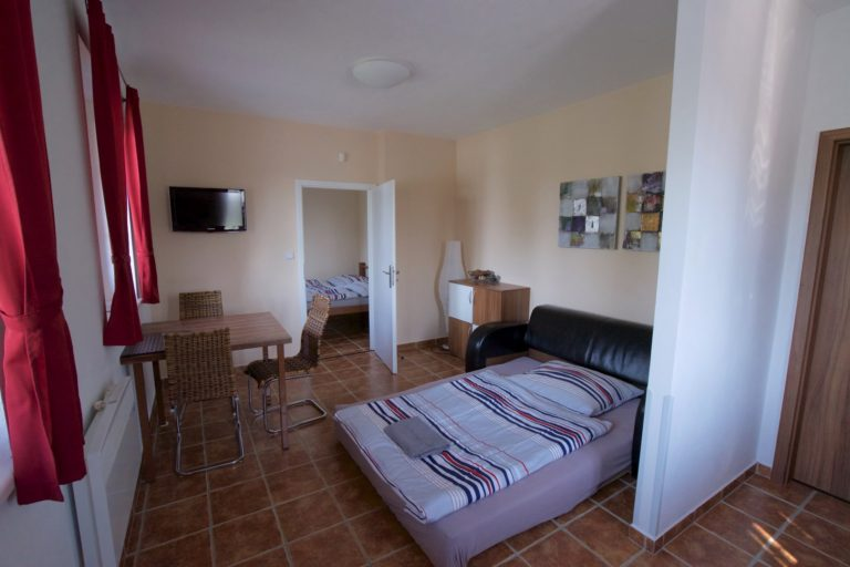 Samostatný apartmán